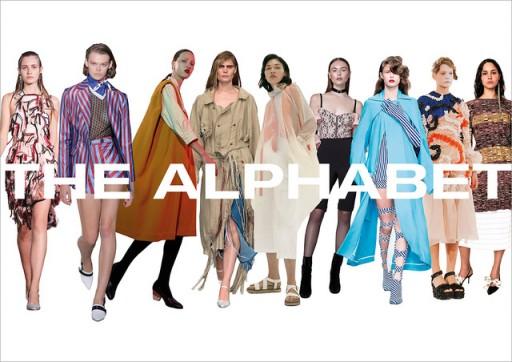 The Alphabet AW18 The Alphabet Showroom
