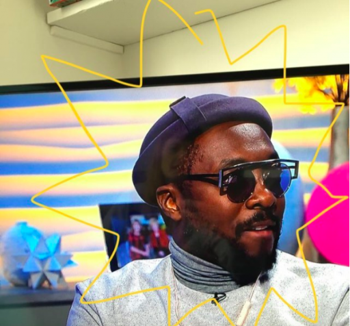 The Alphabet Will.I.Am Wears Bernstock Speirs